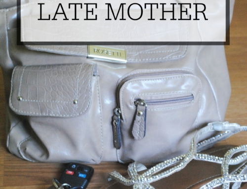 Confessions of a perpetually late mother